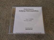SHEILA CHANDRA-INDIPOP RETROSPECTIVE-REFERENCE PROMO ONLY-CD-NARADA-2003