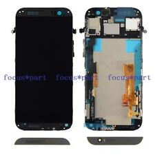 NEW HTC One M8s LCD Display+Touch Digitizer Screen Assembly Frame