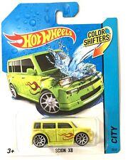 HOT WHEELS Color Shifters 2014 SCION XB MONMC