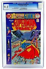 SUPERMAN FAMILY #174 CGC 9.2 1975 DC SUPERGIRL LOIS LANE JIMMY OLSEN