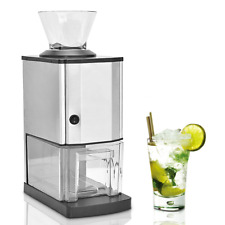 Electric Portable Stainless Steel Professional Ice Crusher Heavy Duty Kitchen
