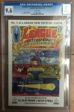 The League Of Extraordinary Gentlemen #1 CGC 9.6 White Pages