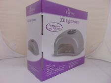 Ezflow Nail Professional Cure all Gels LED Gel Light Lamp FREE SHIPPING