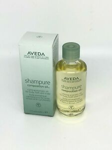 Aveda- Shampure Composition Calming Aromatic Oil For Body Bath and Scalp 1.7 oz