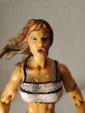 2001 WWE Lita Jakks Pacific Titan Tron Live Diva Wrestling Action Figure