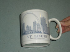 Starbucks Coffee Mug - St Louis, MO The Gateway City 2007 18 oz