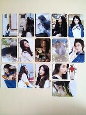KPOP IU Official Goods Photocard Photo Card Full SET (15 pcs)