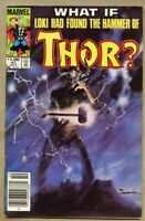 What If? #47-1984 vg/fn 5.0 Thor Loki What If Giant last issue Bill Sienkiewicz