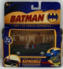 Corgi Batmobile 1960's DC Comics Batman's Batmobile 1:43 Scale Die Cast - NIB