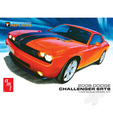 AMT 1:25 2008 Dodge Challenger SRT8 Plastic Car Kit