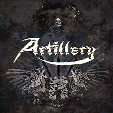 Legions * by Artillery (CD, Nov-2013, Metal Blade)