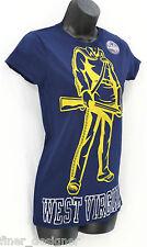 Pro Edge West Virginia University WVU MOUNTAINEERS Ladies T- Shirt Top SZ L NWT