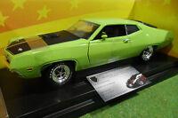 FORD TORINO Cobra 1971 vert au 1/18 AMERICAN MUSCLE ERTL 36383 voiture miniature