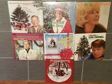 THE STATLER BROTHERS CHRISTMAS CARD, BING FESTIVAL, PERRY COMO, JIMMY, DORIS LP