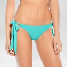 New Tori Praver Swimwear Seafoam Womens Bikini Bottom Citron TPB0006 2 Sizes