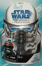 STAR WARS LEGACY COLLECTION BLUE CARD BD # 28 FX-6 MEDICAL DROID FIGURE