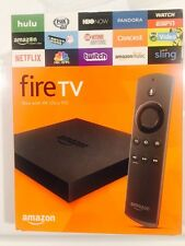 AMAZON FIRE TV BOX 4K WITH TVADDONS -17.3