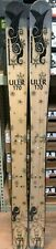 Ullr Bamboo Carbon Decorative Skis – Cant Be Used!