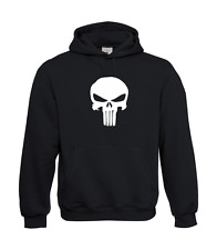 Herren Hoodie I Kapu I The Punisher bis 5XL