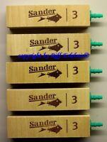 Sander Lindenholzausströmer Größe 3 Ausströmer 5er Packung 4,32€/St.