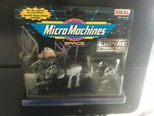 Empire Strikes Back MicroMachines German Import Set 2 of Collection 2 Ideal