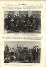 1900 3rd Battalion Northumberland Fusiliers 1st Battalion Kings Royal Rifles