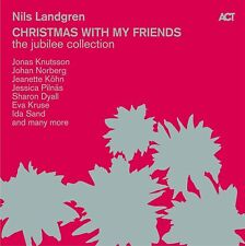 NILS LANDGREN-CHRISTMAS WITH MY FRIENDS-THE JUBILEE COL (DELUXE) 5 VINYL LP NEU