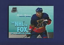 Denis Chasse 1996-97 SkyBox Impact Hockey NHL on Fox #5of18