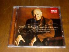 Vaughan Williams : Symphonies No.8 & 9 - Bernard Haitink (CD)