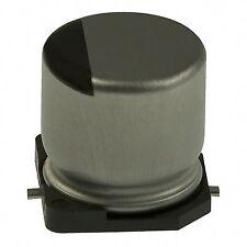 10 pc. panasonic smd Condensateur Elko Low aréoport 330uf 10v 8x10,2 105 ° EEEFK 1a331p