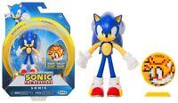 "Jakks Pacific Sonic The Hedgehog Sonic 4"" Movie - Bendable Action Figure Wave 2"