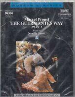 Marcel Proust Guermantes Way Part 1 3 Cassette Audio Book NEW* FASTPOST