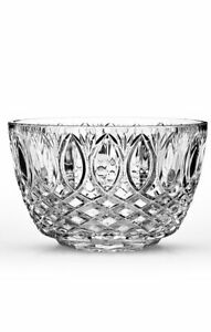 """Waterford Lead Crystal Grant 10"""" Crystal Bowl 40011234 New"""