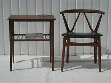 Teak 60cm-80cm Height Coffee Tables
