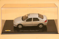 1:43 Altaya Chevrolet Prisma 2012 Car Diecast Models Limited Edition Collection