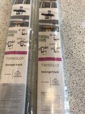Twinslot Twin Slot Sotrage Rack X 2