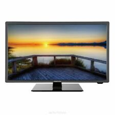 Fernseher mit DVB-S Digitalempfänger und Fernbedienung