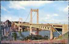England The Tamar Bridge Plymouth - unposted