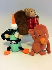 Apothecary Pharmacy Drugstore Promo Plush Soft Toys Actos Fleet Amerigel