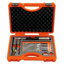 Power Tec Plastic Welding Kit Cordless With Piezo Ignition PP/PS/PE/ABS Rods