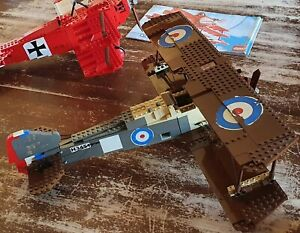 LEGO Plane - Retired - 3451 Sopwith Camel ONLY