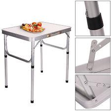 Adjustable Portable Folding Camping Picnic Table For Party Outdoor Garden