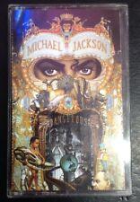 Michael Jackson Dangerous Cassette ET 45400