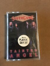 Promo SOUTHGANG - TAINTED ANGEL Music Cassette Glam Rock NEW 1991 Sealed