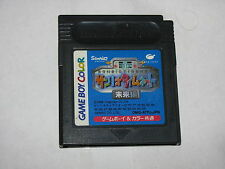 Sanrio Time Net Mirai-hen Future Version Game Boy Color GBC Japan cartridge only