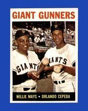 1964 Topps Set Break #306 - Giant Gunners VG-VGEX (crease) *GMCARDS*