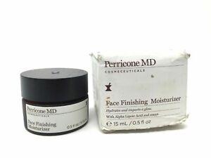 Perricone MD Face Finishing Moisturizer 0.5 oz 15 ml, mini