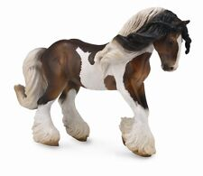 *NEW* CollectA 88794 Piebald Tinker Stallion - Model Horse 18cm