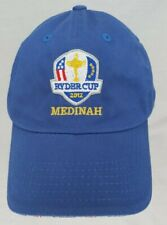Golf Ryder Cup Hat 2012 Medinah Golf Blue PGA Baseball Cap