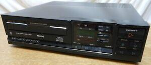 Philips CD-160  Hi-Fi CD Player Deck TDA 1541 GWO